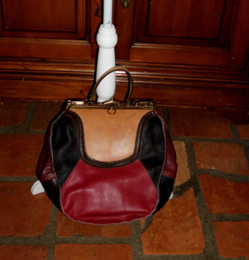 grand sac cuir